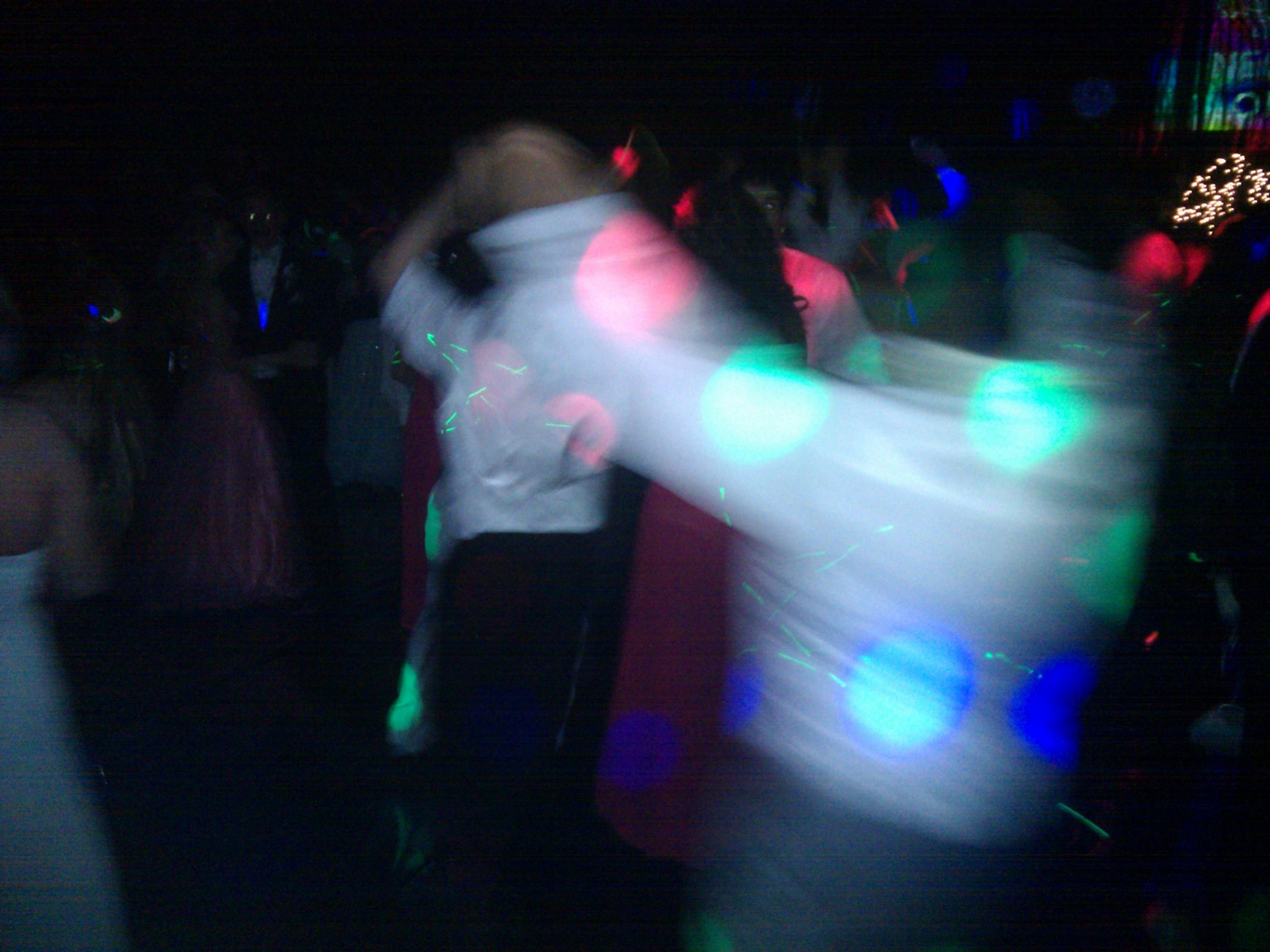 Tigers\' Prom Dancers 1