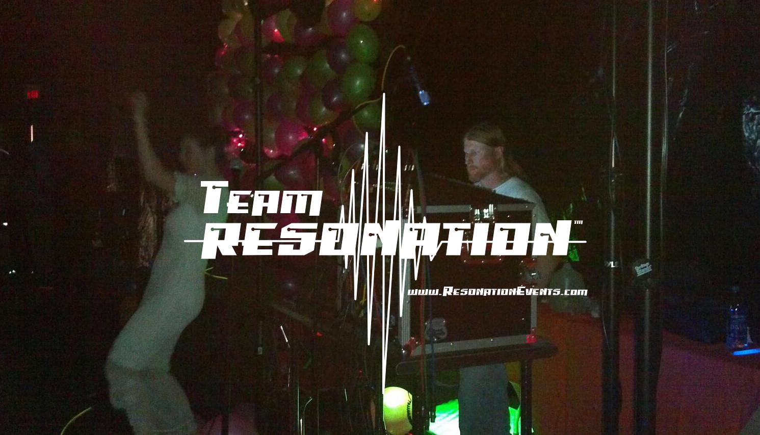 Team Resonation at Work