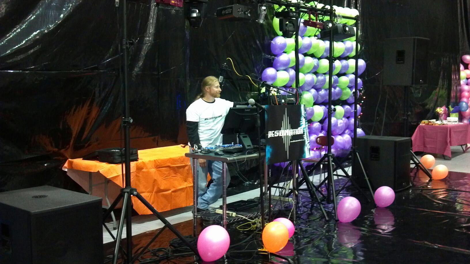 Pre-Event Setup